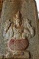 15th-16th century Vaishnavism Vitthala temple Kurma avatar, Hampi Hindu monuments Karnataka 2.jpg