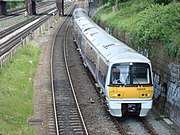 Chiltern Railways operate 19 Class 168 Clubman units. These trains were the first to be ordered in Britain since the railways were privatised. The Class 168s are the mainstay of express services to Birmingham and Kidderminster.