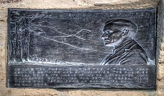 Mather Plaque in Bryce Canyon National Park