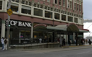 16th & California and 16th & Stout stations - Image: 16th california rtd