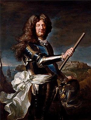 Antonio I, Prince of Monaco - Image: 1706 Antoine I Grimaldi (Monaco)