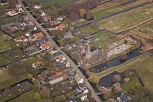 Kortenhoef - Image: 17399 NH kerk Kortenhoef