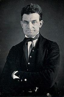 John Brown (abolitionist) American abolitionist