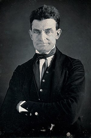 John Brown (abolitionist) - Photo by Augustus Washington, 1846-47