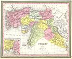1850 Mitchell - Mitchell Map of Turkey in Asia - Geographicus - TurkeyAsia-m-50.jpg