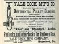 1877 ad Stamford CT Poors Manual of Railroads.png