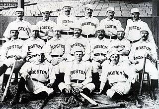 Boston Reds (1890–91) baseball team (1890–91)