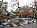 190th Street subway station from behind.jpg