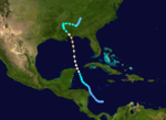 1916 Atlantic hurricane 2 track.png