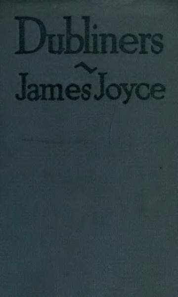 File:1917 Dubliners by James Joyce.djvu
