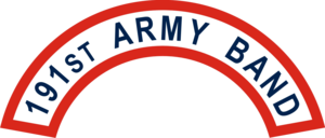 191st Army Band
