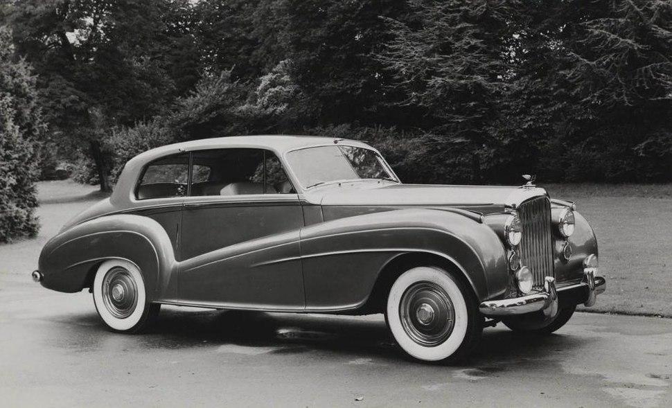 1951 Bentley MK VI HJM 2-door saloon 8160965887