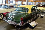1952 Kaiser Manhattan, Four Door Sedan Model K 522 - Automobile Driving Museum - El Segundo, CA - DSC01456.jpg