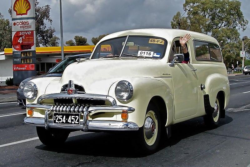 Fj Holden Show Cars
