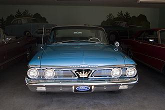 Mercury Monarch - 1961 Monarch