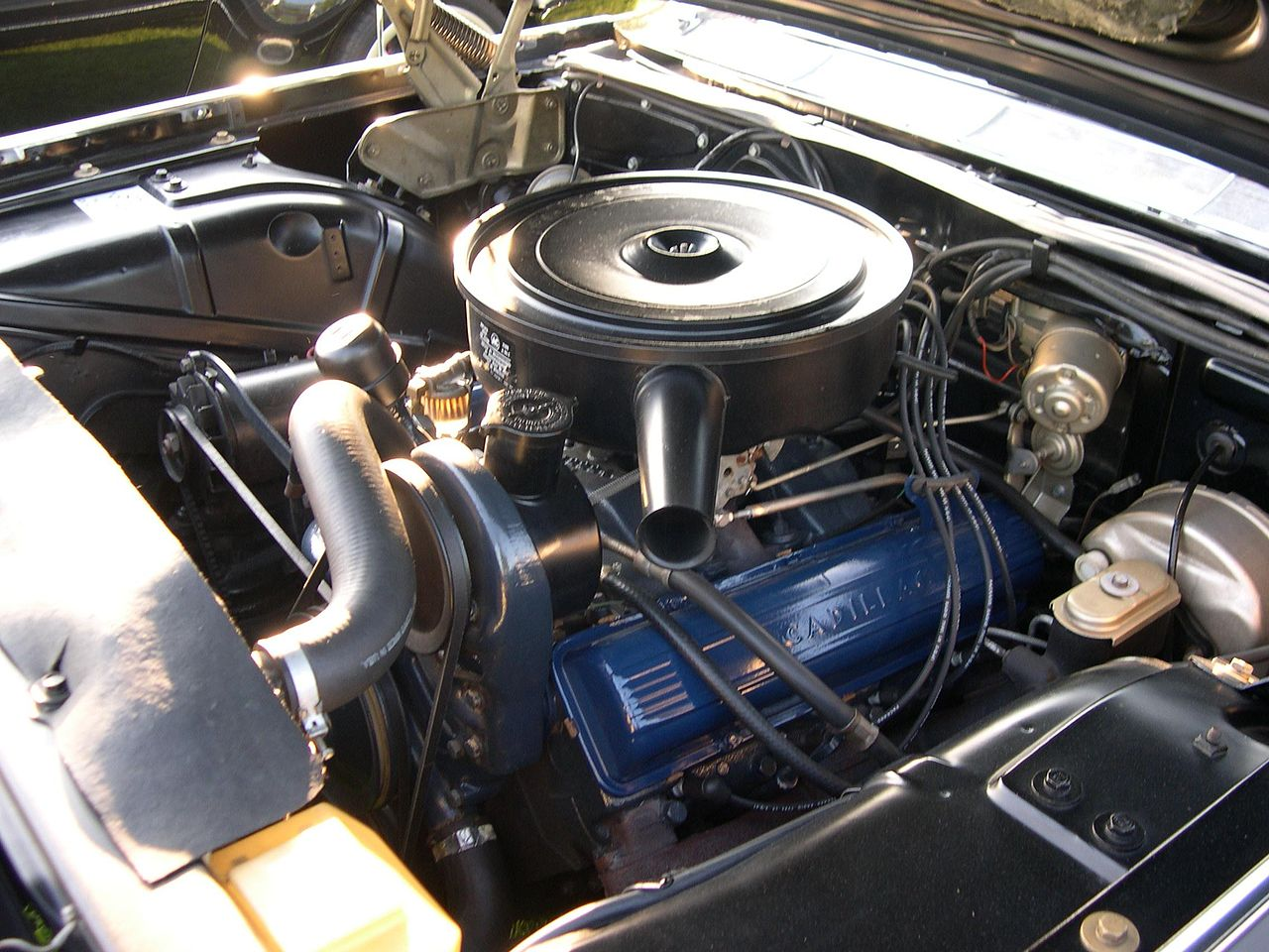 Px Cadillac Series Engine on Cadillac 472 500 Engine Spec