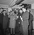 1963 Visite de Mrs Georges Pompidou et Edgard Pisani au CNRZ-2-cliche Jean Joseph Weber.jpg