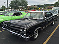 1967 AMC Marlin fastback at AMO 2015 meet in black and silver 1of6.jpg