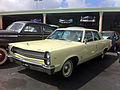 1967 Ambassador 990 4-d yellow Miami 02.jpg