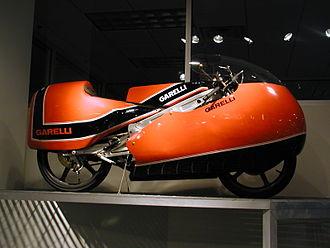 Garelli Motorcycles - 1968 Garelli Racer 01