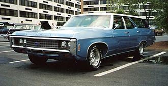 Chevrolet Kingswood - Image: 1969 Chevrolet Kingswood