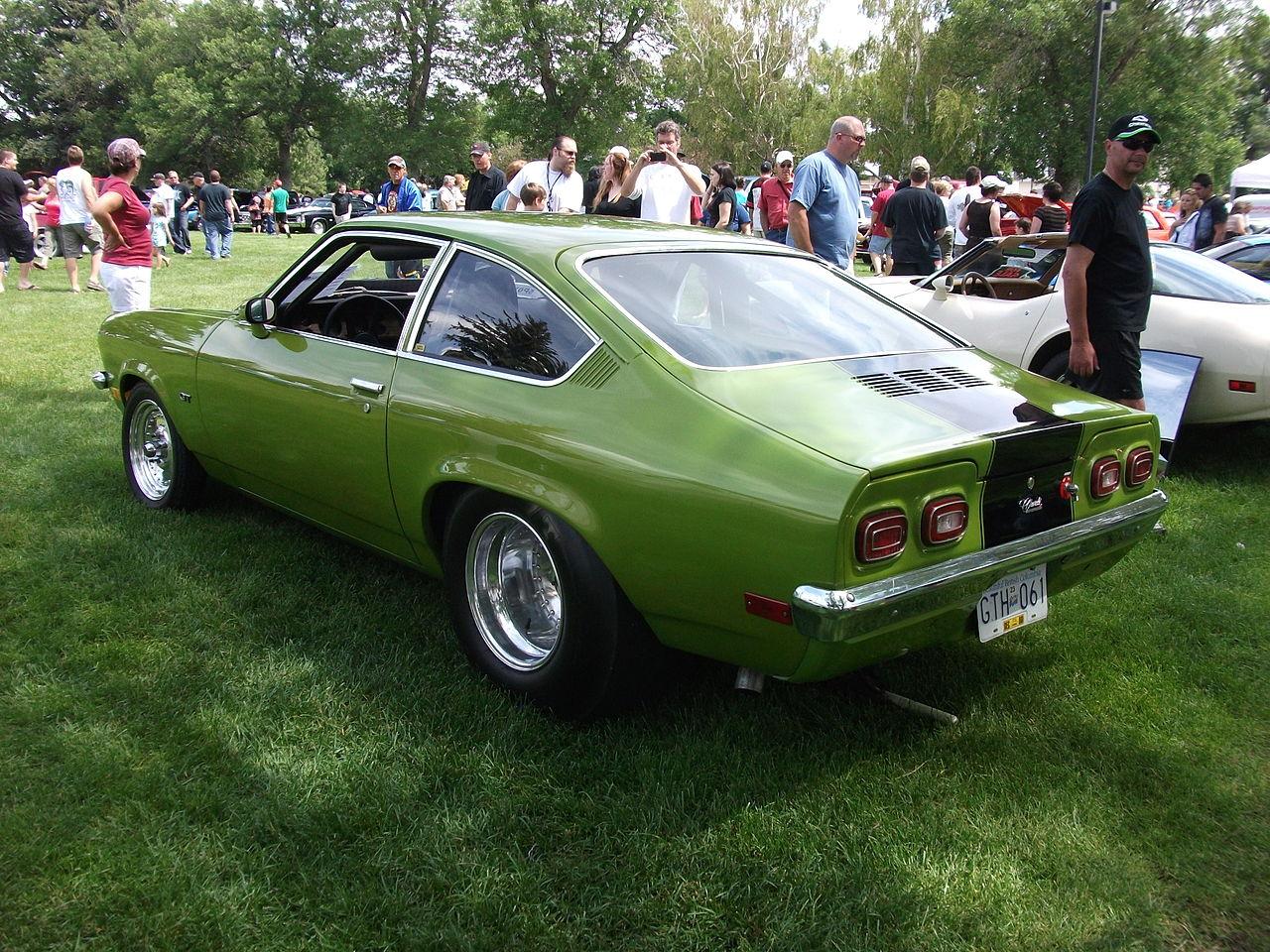 File:1972 Chevrolet Vega (4794332575).jpg - Wikimedia Commons