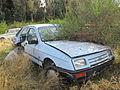 1982-83 Ford Sierra MkI 2.0 GL hatchback (6954484369).jpg