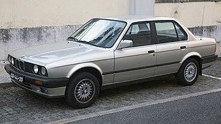 BMW 3 Series (E30) Motor vehicle