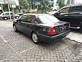 1996 Mercedes-Benz C200 (rear), West Surabaya.jpg