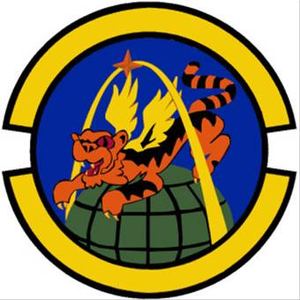 1st Space Control Squadron - Image: 1st Space Control Squadron