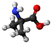 2-methylalanine molecule