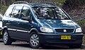 2001-2003 Holden Zafira (TT) van (2008-12-14).jpg