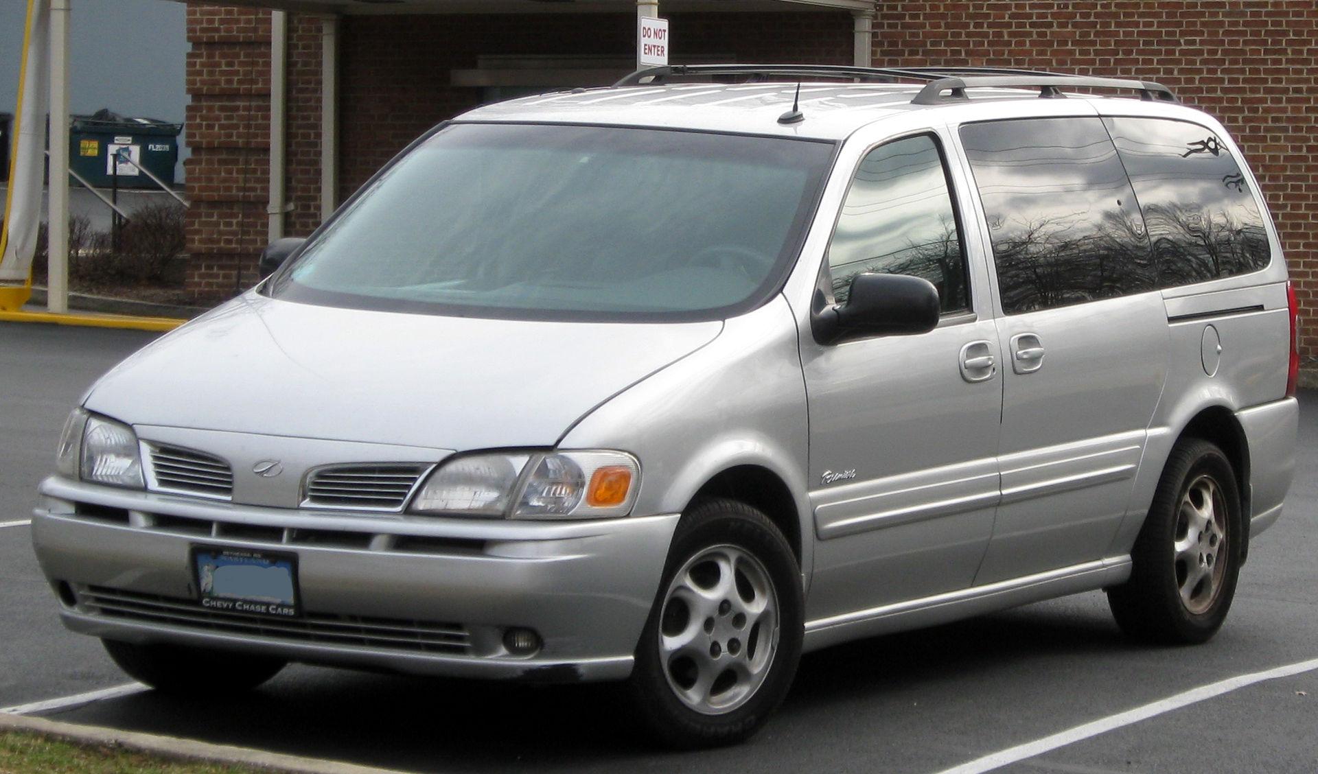 Oldsmobile Silhouette - Wikipedia