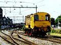 20010708 Maastricht; locomotive at level-crossing between Heerderweg and Duitse Poort 2.jpg