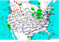 2003-02-12 Surface Weather Map NOAA.png