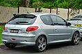 2003-2007 Peugeot 206 (T1) GTi 180 3-door hatchback (2011-11-18).jpg