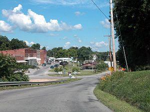 Alto Pass, Illinois - Alto Pass in 2003
