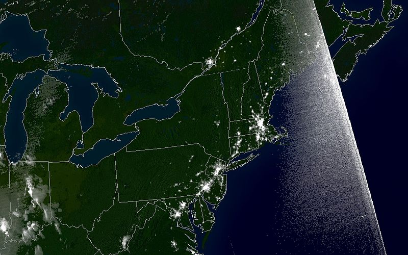 North American Blackout After