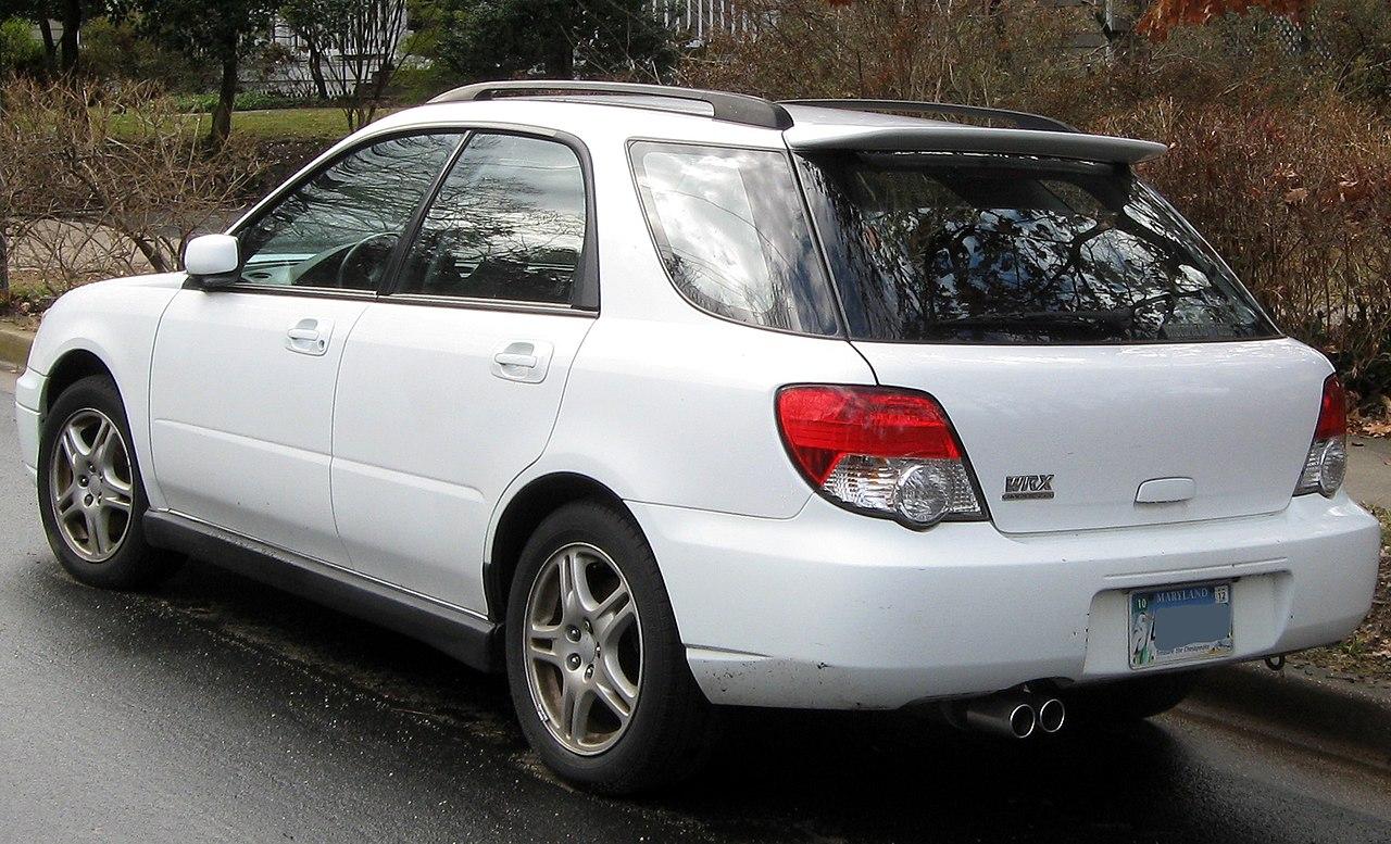 file 2004 2005 subaru impreza wrx wagon 01 27 2012 rear jpg wikimedia commons file 2004 2005 subaru impreza wrx wagon