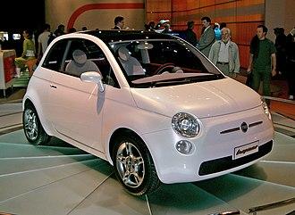 Roberto Giolito - 2004 Fiat Trepiùno Concept