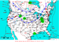 2007-03-14 Surface Weather Map NOAA.png