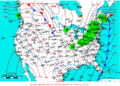 2008-02-27 Surface Weather Map NOAA.png