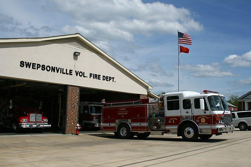2008-08-22 Swepsonville Fire Department.jpg