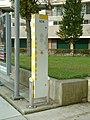 2008 Station Delftsewallen Communicatiezuil.JPG
