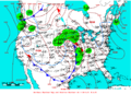 2009-03-31 Surface Weather Map NOAA.png