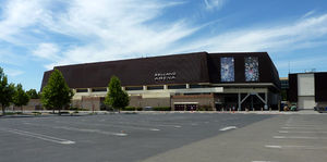 Die Selland Arena in Fresno