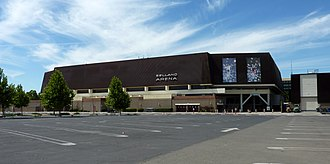 Selland Arena - Image: 2009 0725 CA Fresno Selland Arena