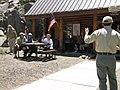 2009 Carson Pass information Station Dedication (3991067644).jpg