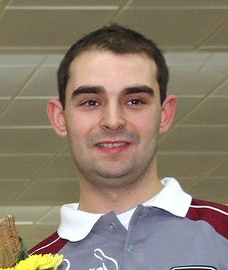 Dominic Barrett -  Barrett in 2011