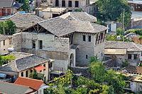 2011 Gjirokastra, Były dom Ismaila Kadare.JPG